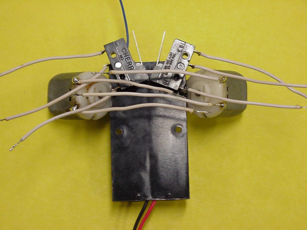 Как сделать робот на моторчиках